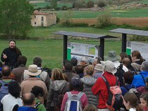 Éxito del Geolodía 14 en Monte Bernorio