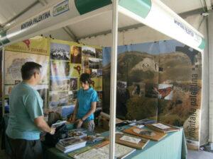 Montaña Palentina en Doñana Birdfair 2014